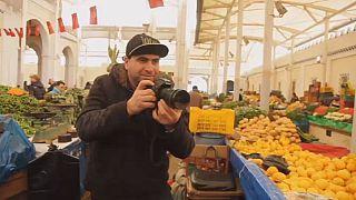 Meet Hamza Ayari, the Tunisian lemon vendor with a knack for photography