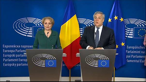 Brief from Brussels: Romania's new PM in Brussels, Syrian opposition calls for more EU action