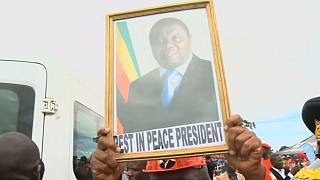 Zimbabweans bid Tsvangirai farewell