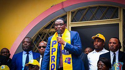 RDC : Kabila nomme le chef du parti présidentiel ministre de l'Intérieur
