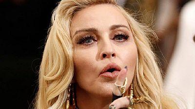 U.S. pop star Madonna prophesies Malawi's future president