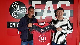 Isaac Drogba sur les traces de son père à Guingamp (Ligue 1)