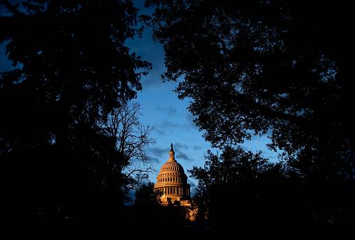 Image: The Capitol in Washington on Oct. 17, 2019.
