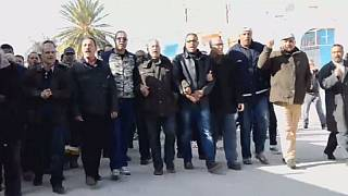 Tunisia:strike in poor west city of Redeyef over jobs, security