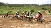 Motocross race in Pointe-Noire [no comment]