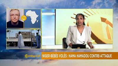 Niger-bébés volés : Hama Amadou contre-attaque [The Morning Call]