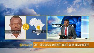 RDC : Résidus d'antibiotiques dans les denrées alimentaires [The Morning Call]