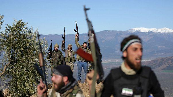 La situazione in Afrin disorienta la comunità internazionale