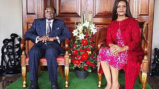 [Photos] Mugabe at 94: No cakes and giant cards in sight