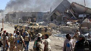Trois morts dans un attentat dans le centre de la Libye