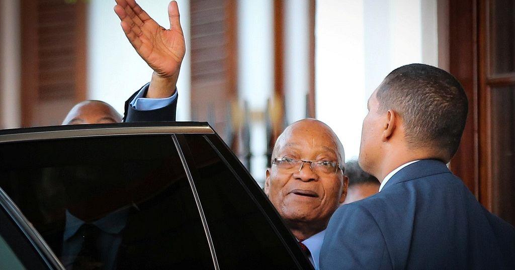 Un groupe de défense des droits de l'homme tente de défier Zuma