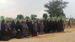 Scores of girls missing after Boko Haram attack in north-east Nigeria