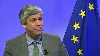 """Centeno: """"Portugal é um sucesso na Europa"""""""