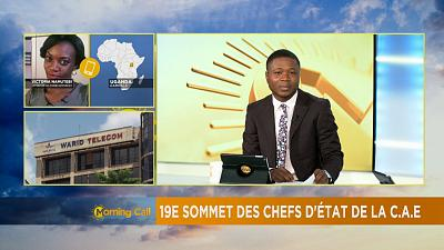 19th East African heads of state summit kicks off [The Morning Call]