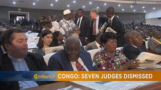 Congo : Sept magistrats révoqués [The Morning Call]