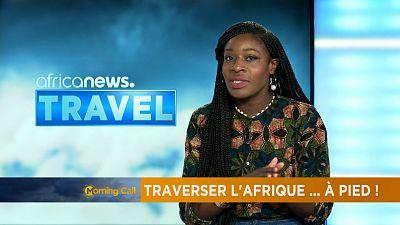 Traverser l'Afrique à pied : l'incroyable épopée de Mario Rigby ! [Travel TMC]