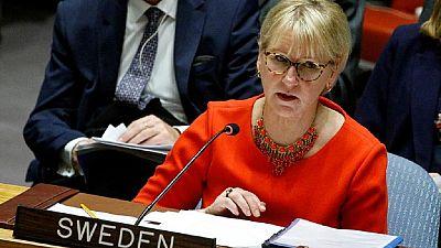 Ethiopia's reinstatement of state of emergency worries Sweden