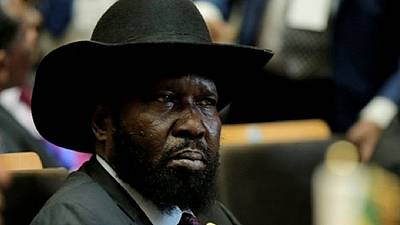 S. Sudan president warns officers who 'seek power for personal gains'