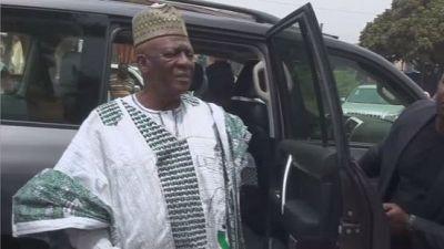 Cameroun  : John Fru Ndi renonce à la présidentielle