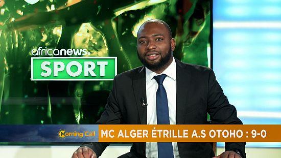 VAR to debut in Africa at CAF Super Cup[Sport]