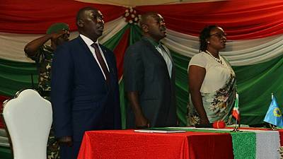 [PHOTO] Burundi: Pierre Nkurunziza en mode pasteur pour «moraliser» ses compatriotes