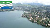 Élections générales en Sierra Leone : la carte du pays