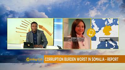 La corruption, un fardeau en Somalie - rapport [The Morning Call]