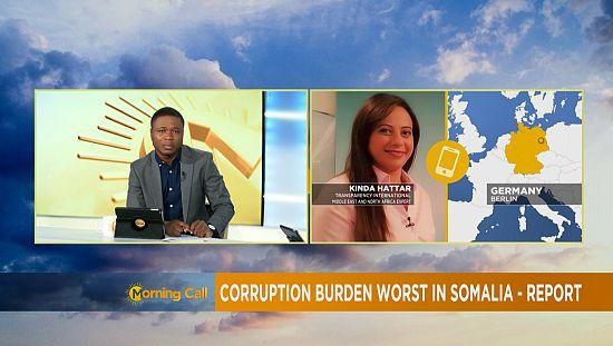 Global corruption burden worst in Somalia - TI [The Morning Call]