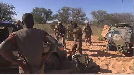 Mali : arrestation de 4 presumés djihadistes