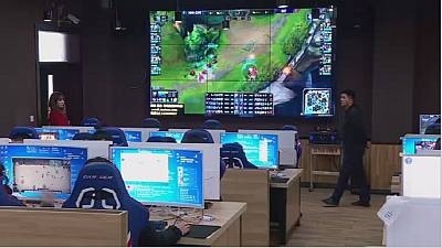 China adds video games to school curriculum