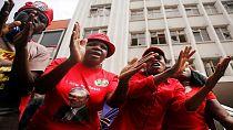 Le Zimbabwe rend hommage au chef de l'opposition, Tsvangirai [No Comment]