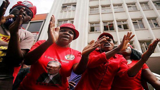 津巴布韦赞扬反对派领袖茨万吉拉伊[发表评论]