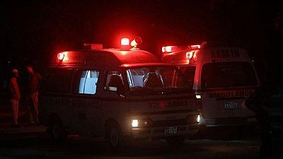 Two car bomb blasts kill 18 in Somali capital