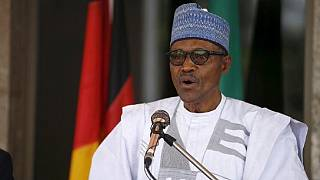 """尼日利亚总统呼吁大众女生绑架""""国家灾难"""""""
