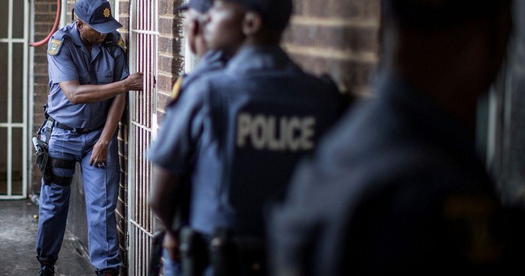 Meurtres de policiers en Afrique du Sud : sept membres d'un gang tués