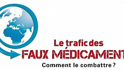 """Des pays africains signent une """"résolution"""" contre les faux médicaments"""