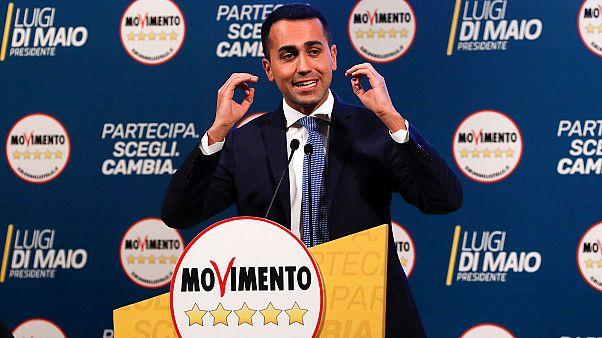 O Movimento 5 Estrelas e o possível mais jovem primeiro-ministro de sempre