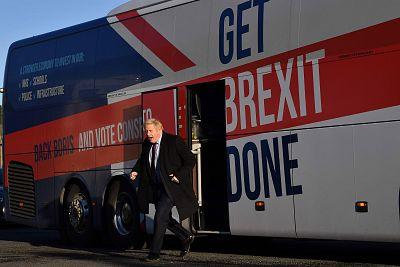 Boris Johnson's EU Withdrawal Bill Removes Parliament From Brexit Talks