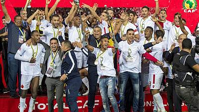 Wydad Casablanca is Caf Super Cup winner