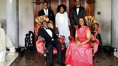 Mugabe hosts private party for his 94th birthday