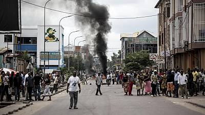 DR Congo police kill protester in church-led march against Kabila