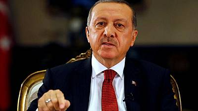 Turkish President Tells Crying Little Girl She'll Be Honoured If She's 'Martyred'