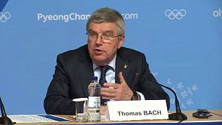 IOC President raises Russia's hope for Olympic redemption