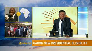 Gabon adopts changes to electoral law [The Morning Call]