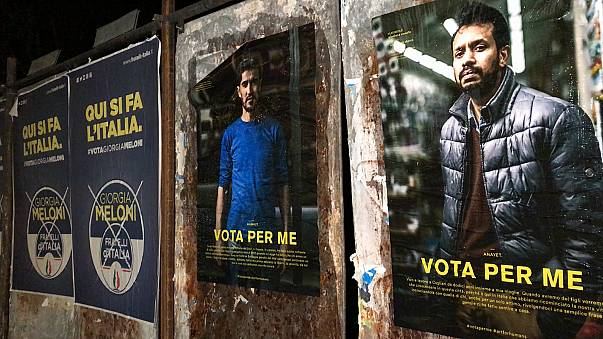 Italy's migrant crisis fuels election campaign