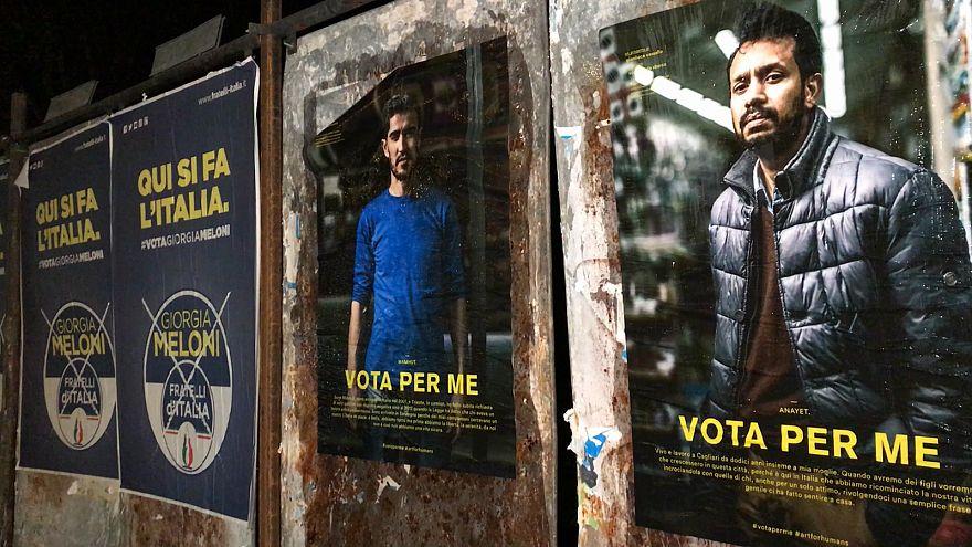 الانتخابات الايطالية: تخوف من المهاجرين وتعاطف معهم