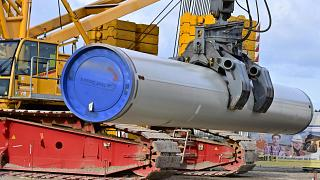 Image: FILES-GERMANY-RUSSIA-ENERGY-GAS-NORD-STREAM