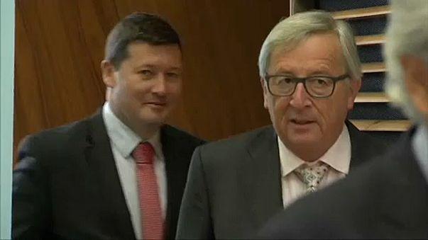 Luchas de poder en el seno de la Comisión Europea