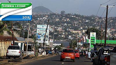 Elections générales en Sierra Leone: l'heure des comptes