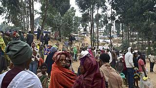 Five Congolese refugees killed in Rwanda as police end food riot